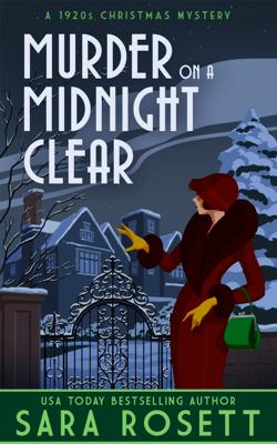 Sara Rosett - Murder on a Midnight Clear book