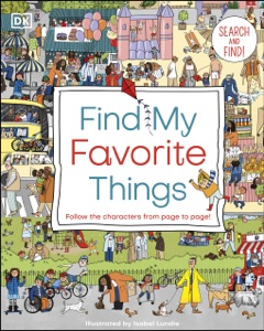 Find My Favorite Things Book Cover