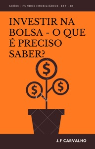 Investir na Bolsa Book Cover