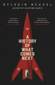 A History of What Comes Next Copertina del libro