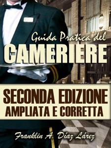 Guida Pratica del Cameriere Seconda Edizione Ampliata e Corretta Copertina del libro