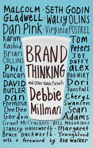 Brand Thinking and Other Noble Pursuits Book Cover