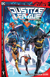 Future State: Justice League (2021-2021) #1
