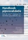 Handboek Pijnrevalidatie