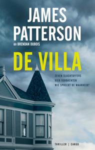 De villa Boekomslag