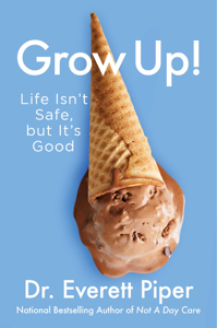 Grow Up! Book Cover