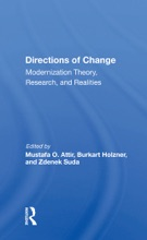 Directions Of Change & Modernization Theory, Research, And Realities