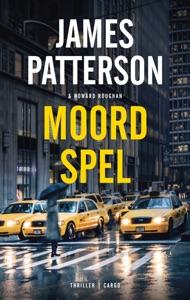 Moordspel Door James Patterson Boekomslag