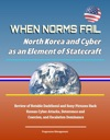 When Norms Fail North Korea And Cyber As An Element Of Statecraft - Review Of Notable DarkSeoul And Sony Pictures Hack Korean Cyber Attacks Deterrence And Coercion And Escalation Dominance