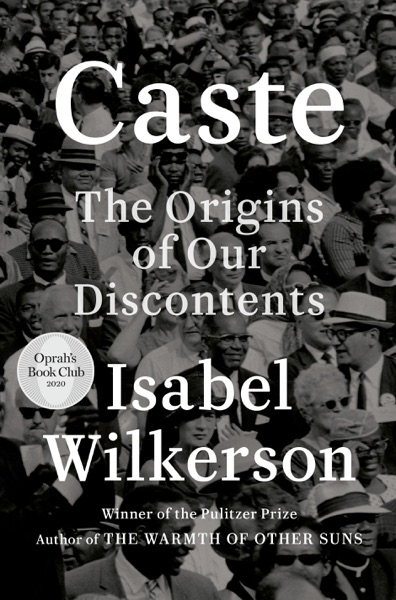 Caste (Oprah's Book Club) - Isabel Wilkerson book cover