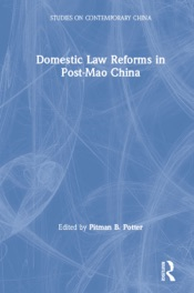 Download and Read Online Domestic Law Reforms in Post-Mao China
