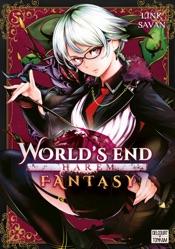 World's end harem Fantasy - Edition semi-couleur T05
