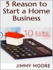 5 Reason to Start a Home Business