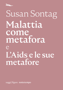 Malattia come metafora Libro Cover