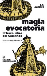 Magia evocatoria Copertina del libro