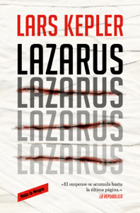Lazarus Book Cover