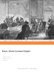 Download and Read Online Know About German Empire