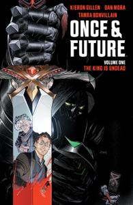 Once & Future Libro Cover