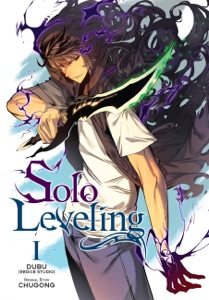 Solo Leveling, Vol. 1 (comic) Book Cover