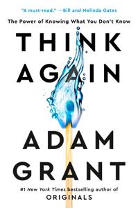 Think Again Copertina del libro