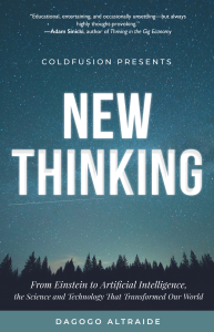ColdFusion Presents:  New Thinking Book Cover