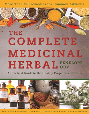 Penelope Ody - The Complete Medicinal Herbal book