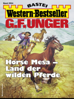G. F. Unger - G. F. Unger Western-Bestseller 2504 - Western artwork
