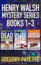Henry Walsh Mystery Series Books 1 – 3