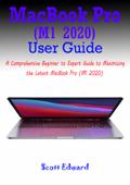 MacBook Pro (M1 2020) User Guide Book Cover