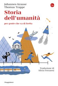 Storia dell'umanità Libro Cover