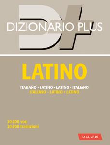 Dizionario latino plus Copertina del libro