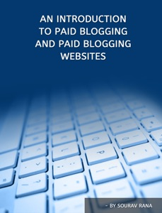 An Introduction to Paid Blogging and Paid Blogging Websites Book Cover
