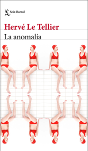 La anomalía Book Cover