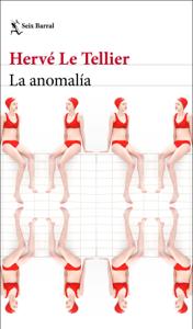 La anomalía Book Cover