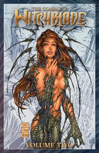 The Complete Witchblade Vol. 2 Copertina del libro