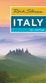 Rick Steves Italy Book Cover