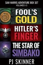 Sam Harris Adventure Box Set: Classic Adventure series Volumes 1, 2 and 3