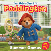The Adventures of Paddington: Summer Games Picture Book