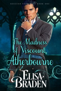 The Madness of Viscount Atherbourne Book Cover