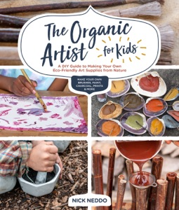 The Organic Artist for Kids Book Cover