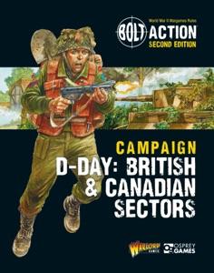 Bolt Action: Campaign: D-Day: British & Canadian Sectors
