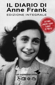 Il diario di Anne Frank Copertina del libro