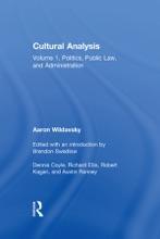 Cultural Analysis
