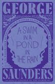 A Swim in a Pond in the Rain Book Cover