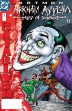Batman: Arkham Asylum - Tales of Madness (1998-) #1