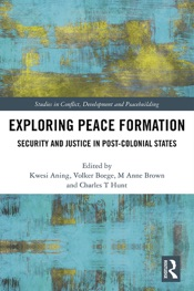 Download and Read Online Exploring Peace Formation