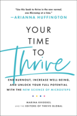 Your Time to Thrive Book Cover