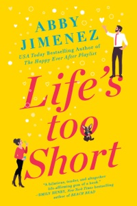 Life's Too Short Book Cover