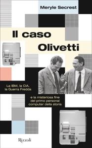 Il caso Olivetti Book Cover