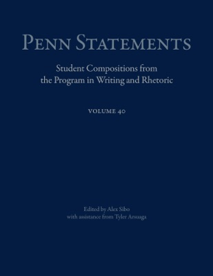 Penn Statements, Vol. 40